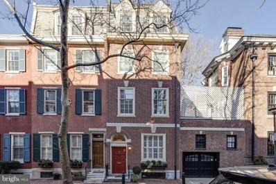 2101 Delancey Street, Philadelphia, PA 19103 - MLS#: PAPH984018