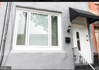 2213 N Uber Street, Philadelphia, PA 19132 - #: PAPH986290