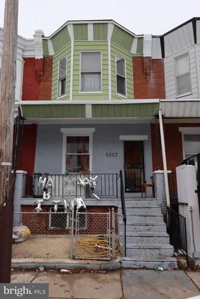 5803 Pemberton Street, Philadelphia, PA 19143 - #: PAPH987698