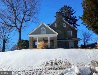 611 And 615- E Mount Pleasant Avenue, Philadelphia, PA 19119 - #: PAPH989336