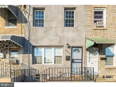 2604 E York Street, Philadelphia, PA 19125 - #: PAPH990128