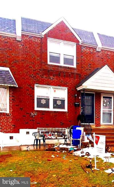 4504 Strahle Street, Philadelphia, PA 19136 - #: PAPH990912