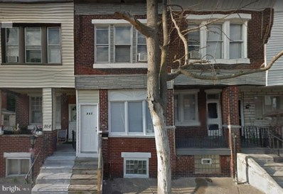 862 E Schiller Street, Philadelphia, PA 19134 - #: PAPH993736