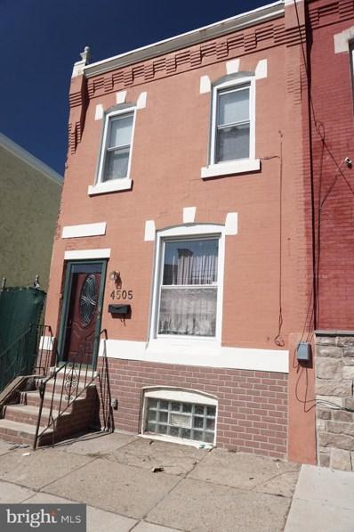 4505 Parrish Street, Philadelphia, PA 19139 - MLS#: PAPH995202