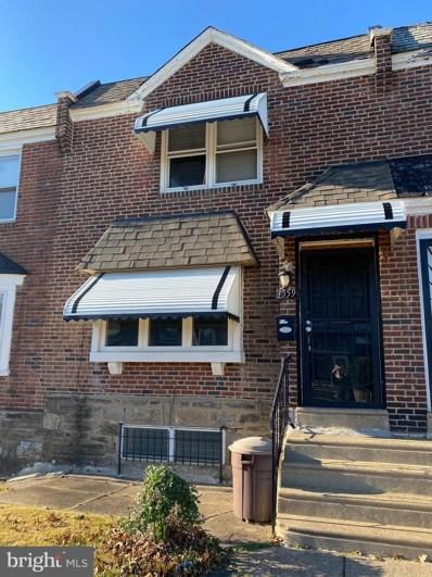 1559 E Pastorius Street, Philadelphia, PA 19138 - #: PAPH995938