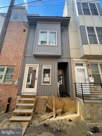 1006 S Fairhill Street, Philadelphia, PA 19147 - #: PAPH996456