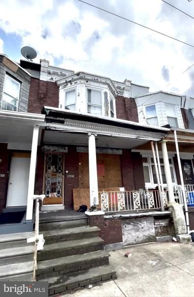 2512 W Somerset Street, Philadelphia, PA 19132 - #: PAPH996538