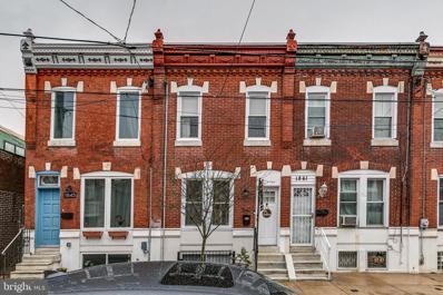 1843 Dudley Street, Philadelphia, PA 19145 - #: PAPH997246