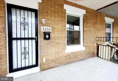 5252 Rodman Street, Philadelphia, PA 19143 - #: PAPH997830