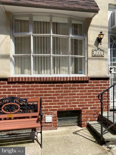 743 S Mildred Street, Philadelphia, PA 19147 - #: PAPH997936