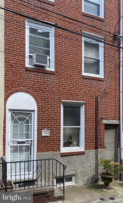 745 S Mildred Street, Philadelphia, PA 19147 - #: PAPH997950