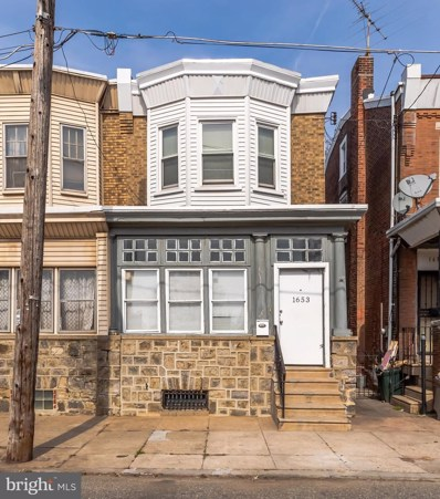 1653 Conklin Street, Philadelphia, PA 19124 - #: PAPH999470