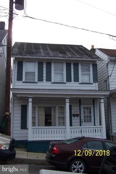 234 Clay Street, Tamaqua, PA 18252 - MLS#: PASK115360