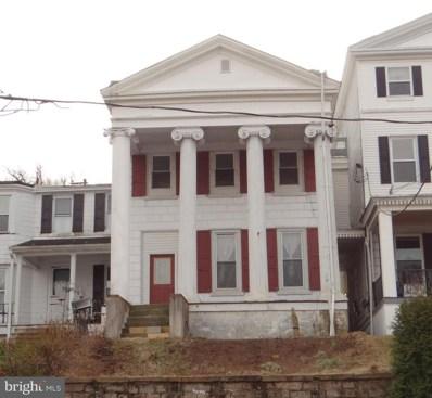 603 Mahantongo Street, Pottsville, PA 17901 - #: PASK115610