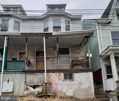 506 Fairview Street, Pottsville, PA 17901 - #: PASK120736