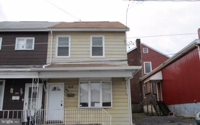 218 N Market Street, Shenandoah, PA 17976 - MLS#: PASK125326