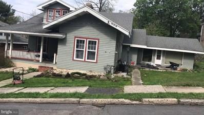 18 S 22ND Street, Pottsville, PA 17901 - #: PASK125962