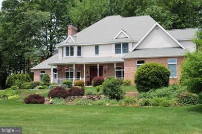 101 Woodview Drive, Orwigsburg, PA 17961 - #: PASK126294