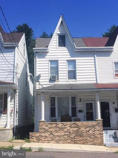 1636 West End Avenue, Pottsville, PA 17901 - #: PASK126670