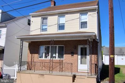 540 N 2ND Street, Minersville, PA 17954 - #: PASK127812