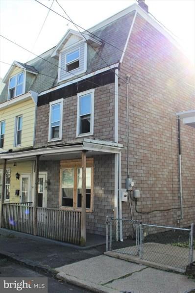 511 Fairview Street, Pottsville, PA 17901 - #: PASK128682