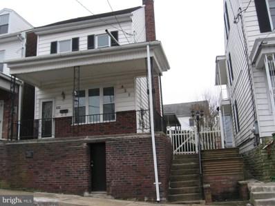 432 W Oak Street, Shenandoah, PA 17976 - MLS#: PASK129886