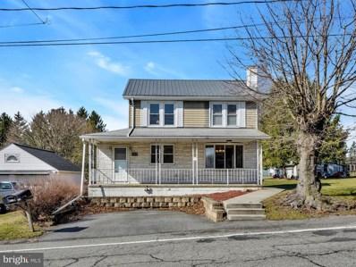 203 Gap Street, Valley View, PA 17983 - #: PASK129988