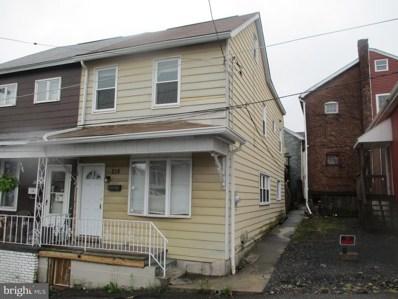 218 N Market Street, Shenandoah, PA 17976 - MLS#: PASK130662