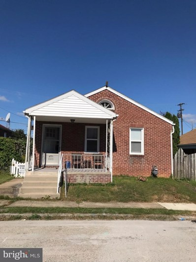803 Chestnut Street, York, PA 17403 - MLS#: PAYK104870