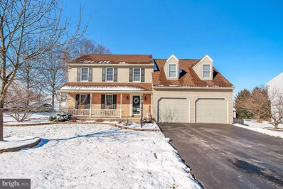 160 Steffie Drive, Mount Wolf, PA 17347 - #: PAYK105742