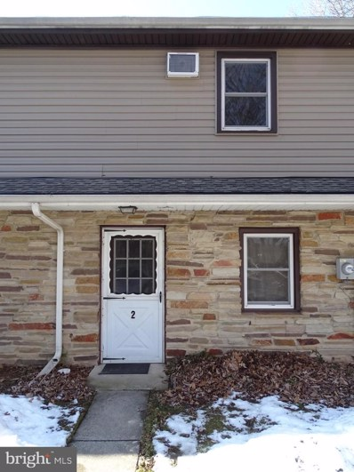 2241 Brownstone Lane UNIT 2, Spring Grove, PA 17362 - MLS#: PAYK109106