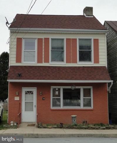 19 S York Street, Etters, PA 17319 - #: PAYK113568