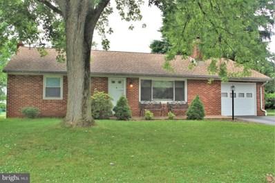 27 Woodward Drive, York, PA 17406 - #: PAYK119142