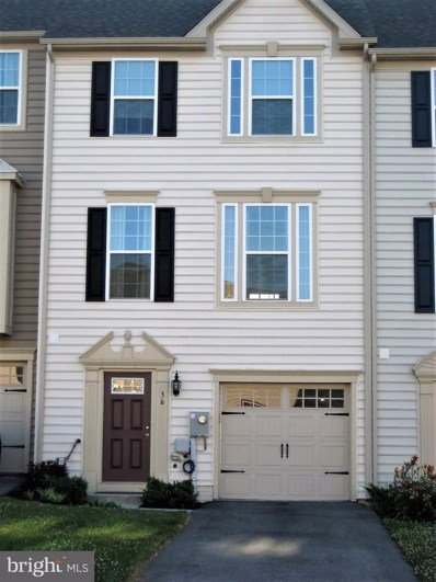 36 S Center Street, Hanover, PA 17331 - #: PAYK120004