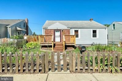 616 Bergman Street, York, PA 17403 - #: PAYK121284