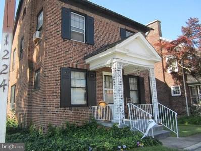 1224 Mount Rose Avenue, York, PA 17403 - #: PAYK122040