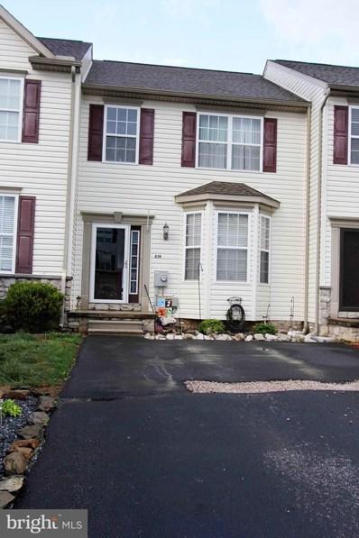319 Mineral Drive, York, PA 17408 - #: PAYK124280