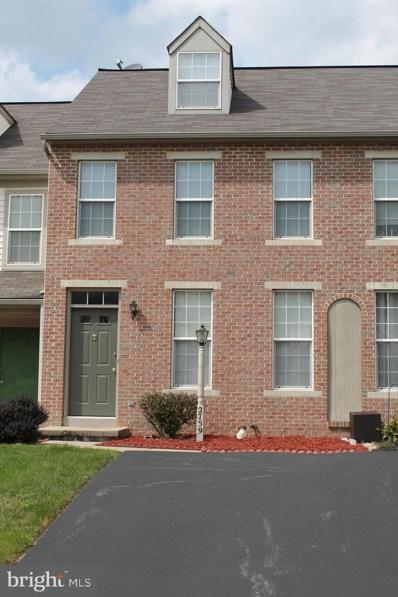 2759 Woodmont Drive, York, PA 17404 - #: PAYK124452