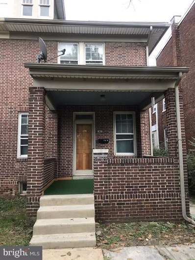 830 Madison Avenue, York, PA 17404 - #: PAYK124788