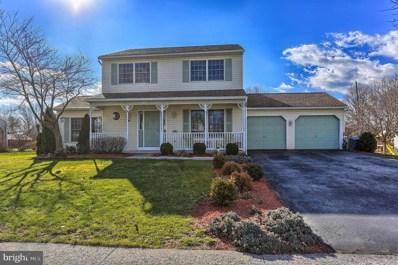 114 Greenbriar Lane, Dillsburg, PA 17019 - #: PAYK131484