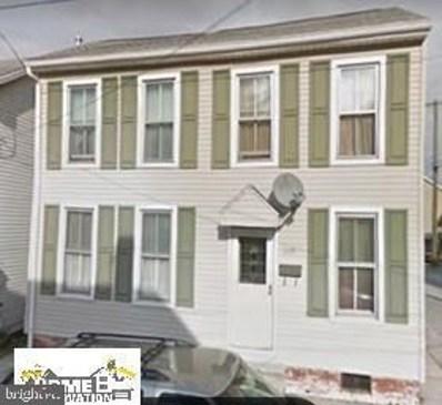 110 Mcallister Street, Hanover, PA 17331 - #: PAYK137870