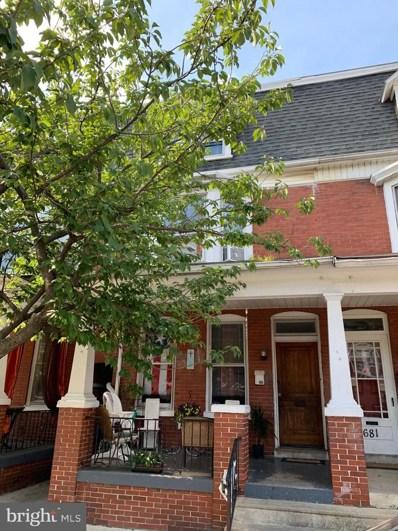 679 Wallace Street, York, PA 17403 - #: PAYK139726
