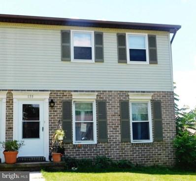 855 Mcallister Street, Hanover, PA 17331 - #: PAYK140006