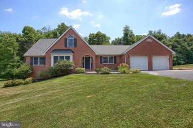404 Ethan Allen Drive, New Cumberland, PA 17070 - #: PAYK142384