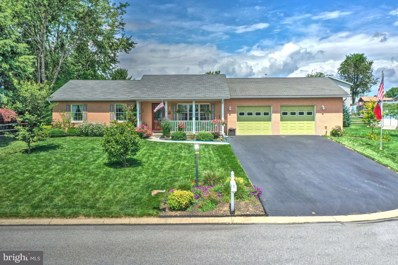166 Windsor Court, Hanover, PA 17331 - #: PAYK142580