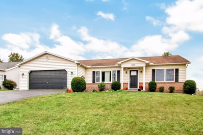 3660 Rock Creek Drive, Dover, PA 17315 - #: PAYK147526