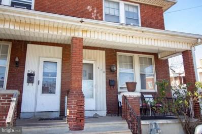 518 Lamour Street, York, PA 17403 - #: PAYK150336