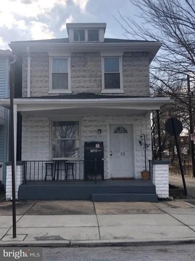 720 Edison Street, York, PA 17402 - #: PAYK150770