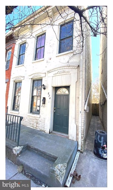 574 W Philadelphia Street, York, PA 17401 - #: PAYK155146