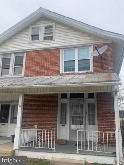 1809 Monroe Street, York, PA 17404 - #: PAYK156680